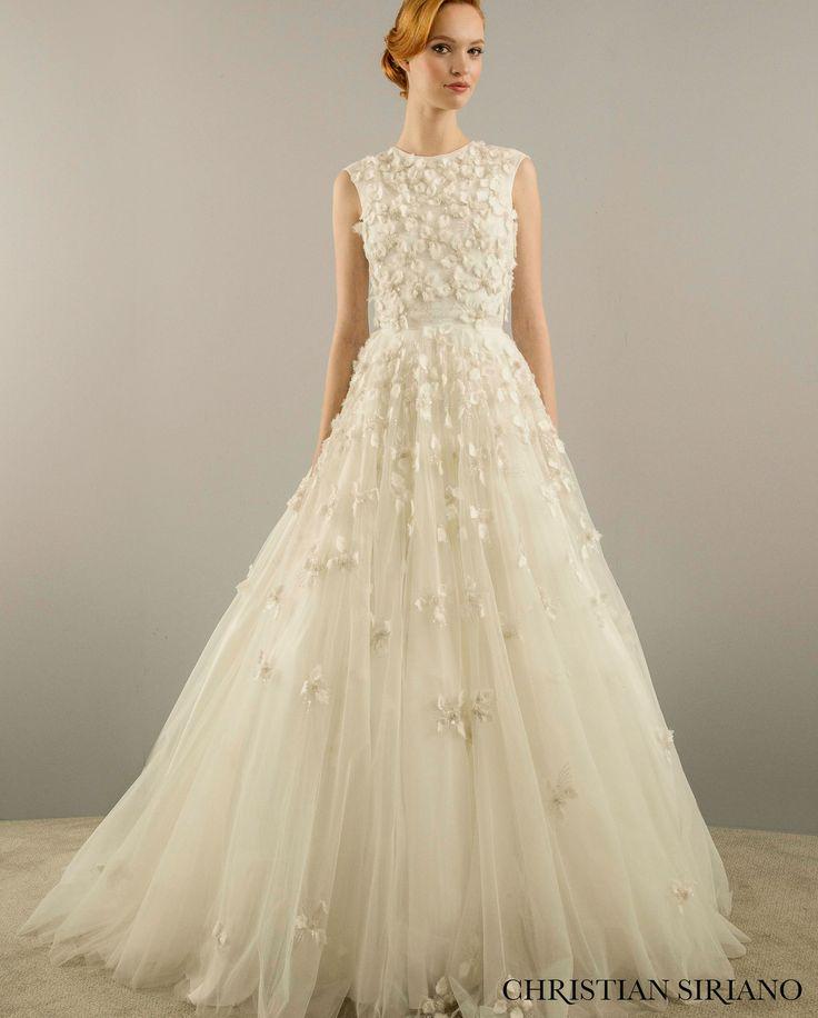 christian siriano wedding dress at kleinfeld