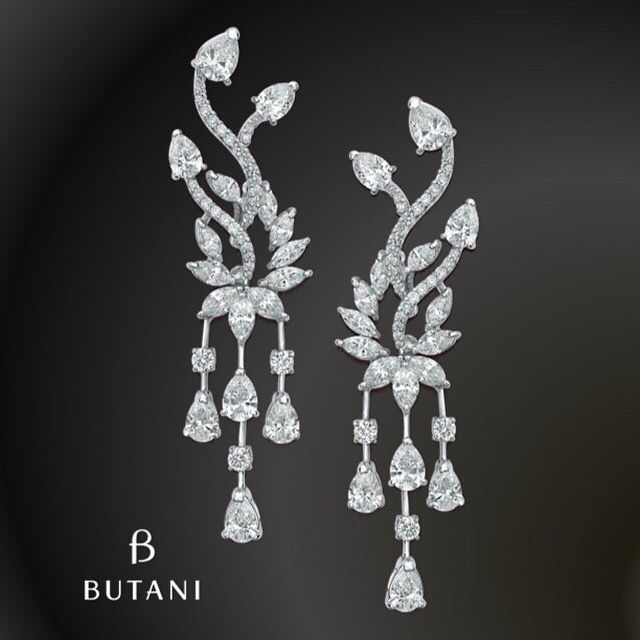 Butani's secret garden immortalized in diamonds with nature inspired designs that stand the test of time.