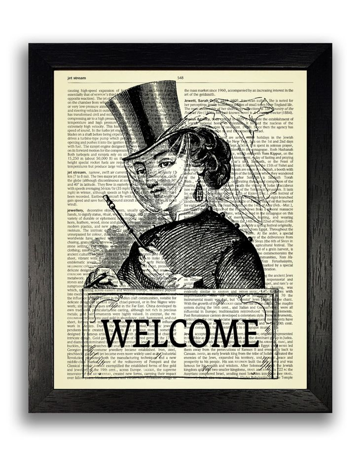 Victorian Welcome Sign Art Print on Vintage Dictionary Page, Home Decor Sign, New Home Gift, Present for Girlfriend, Victorian Wall Decor by TopLondonPrints on Etsy https://www.etsy.com/listing/182680327/victorian-welcome-sign-art-print-on