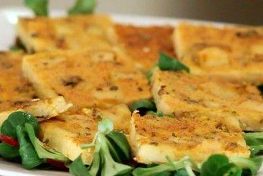 Farinata e quiche di zucchine, ricette vegan per una cena veloce | 100% green kitchen