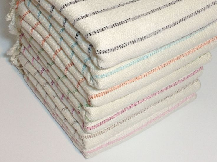bamboo/cotton peshtemal towels at Lovepeshtemal.com
