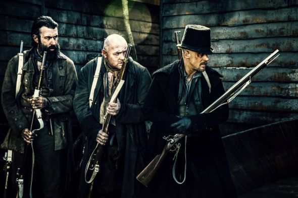 Tom Hardy & Steven Knight are confident the #Taboo TV show on FX will be renewed for season two. How about you?