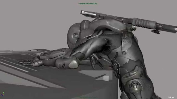 Travis Howe -- Halo 5 Animation Reel http://www.vopportune.com/