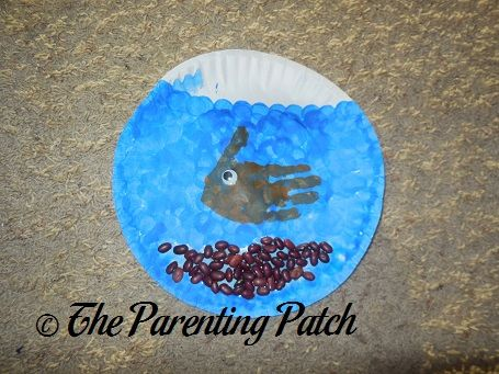 Paper Plate Fishbowl Craft | The Parenting Patch