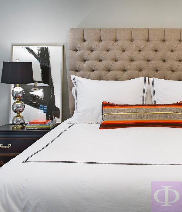 Изголовье кровати цена ~ Прямоугольное изголовье кровати фото.