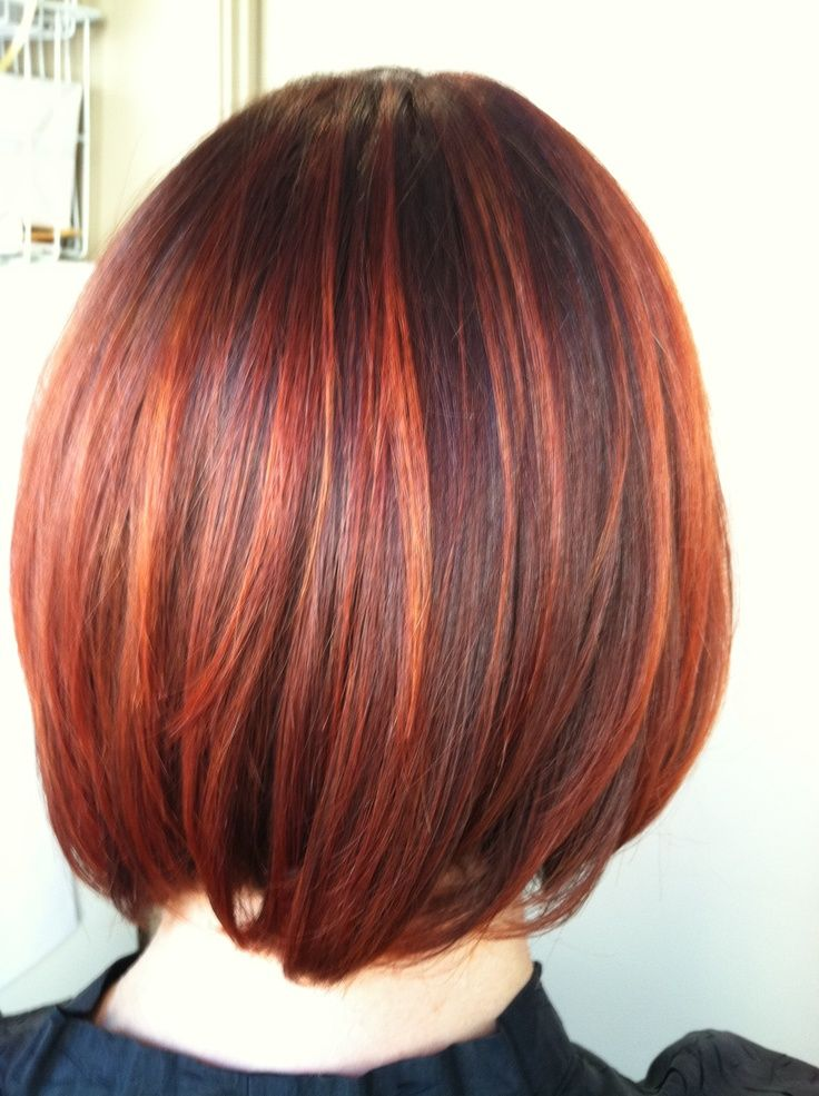 Best 25 short red hair color with highlights ideas on pinterest best 25 short red hair color with highlights ideas on pinterest red hair with blonde highlights auburn hait and how to red hair to blonde pmusecretfo Image collections