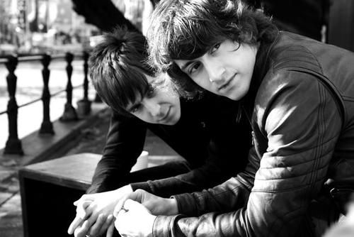 Alex Turner & Miles Kane