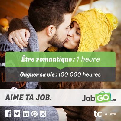 Joyeuse Saint-Valentin! ;-)  #aimetajob #emploi #amour #valentin #love