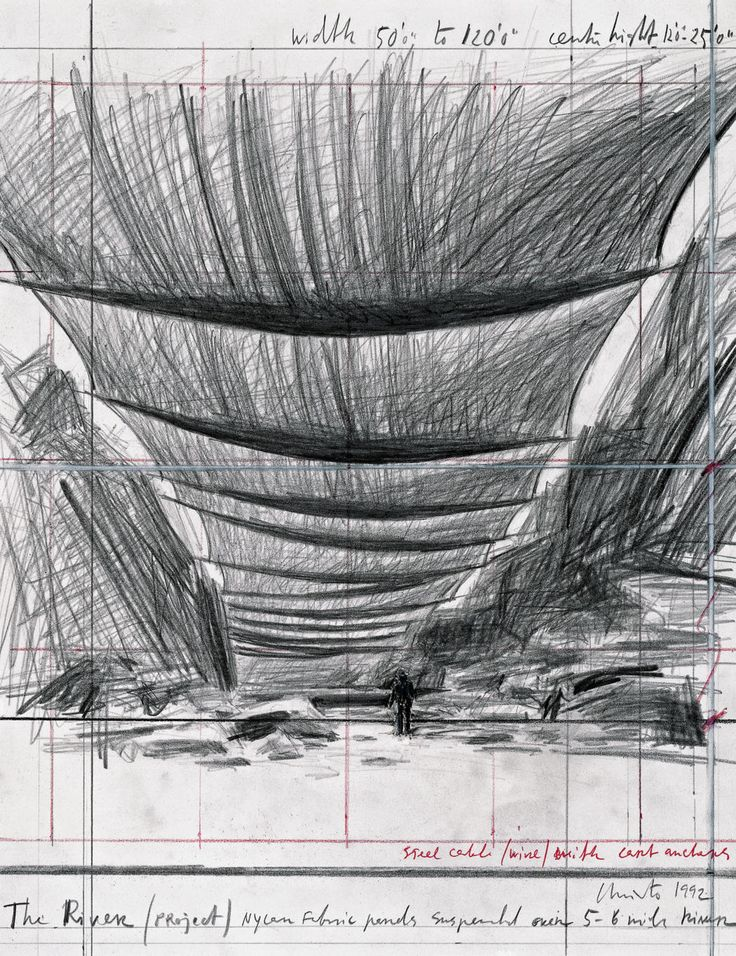 Over the River... A project started in 1992 by the amazingly talented Christo and Jeanne Claude... coming to fruition in Colorado!