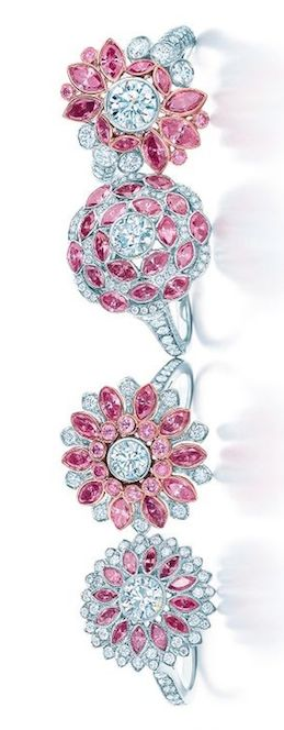 Rosamaria G Frangini | HighJewellery Modern | Tiffany & Co | White and Pink… More