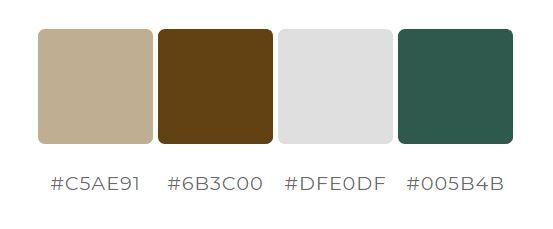 Warm Sand color inspo, wedding planning