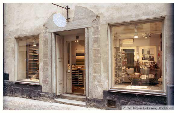 Ljunggrens Papper (old website http://www.ljunggrenspapper.com)  New store: Studio Barbara Bunke