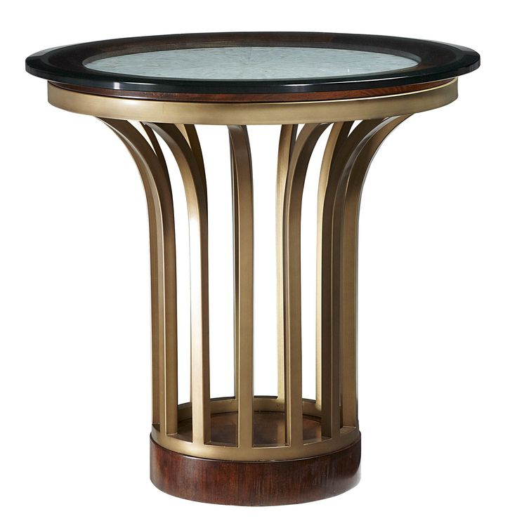 Fine Furniture Store: Boulevard End Table In Gateway Brown