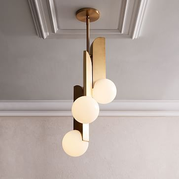 Bower Triple Pendant | west elm