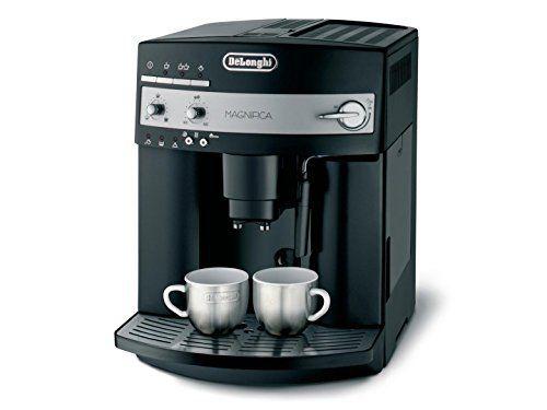 DeLonghi ESAM 3000 B Cafetière Automatique (Import Allemagne): Capacité: 1.8 liters Couleur: Noir Dimension: 375 mm x 285 mm L'article…