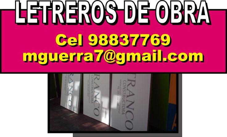 CARTELES PUBLICITARIOS, http://www.letreros-pendones-gigantografias-autoadhesivos-lienzos.cl