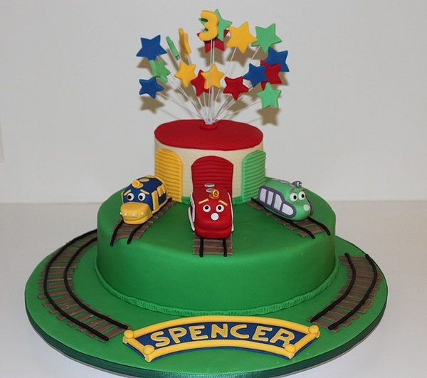 Chuggington Cake: Cakes Corner, Cakes Cupcake Ideas, Chuggington Cakes, Cakes Cakes, 1St Birthday Cakes, Cakes Cupcake Cookies Design, Cakes Chuggington, Cakes Laiq, Cakes Odea