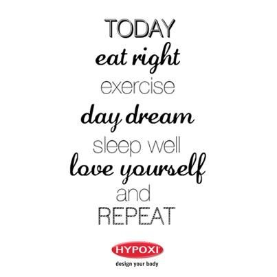 Happy Sunday! #Hypoxi #HealthySkin