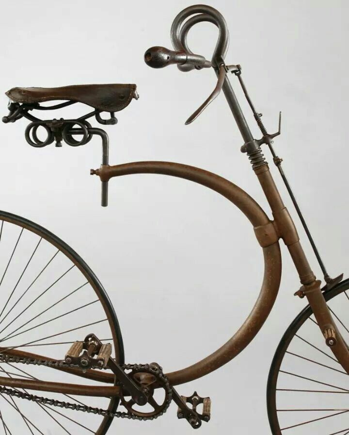 Bike circa 1891...