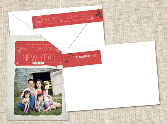 84 Best Christmas Cards Images On Pinterest