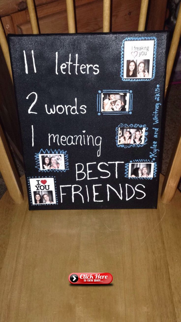 15 Gorgeous and Fun Best Friend Gifts Ideas #diyhomedecor #diycrafts #diyproject… – Makara Del Pino