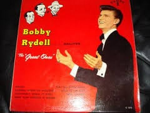 Bobby Rydell   1961 - Salutes  the great ones  - The Birth Of The Blues ...