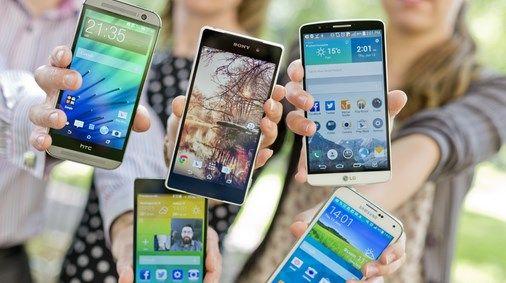 4 Contoh Handphone Yang Baterainya Tahan Lama