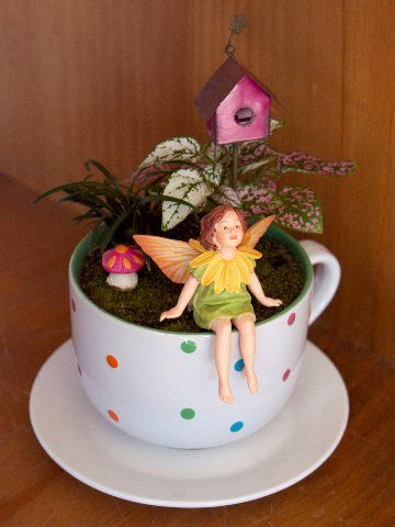 We have gathered some ideas for DIY accents for your fairy garden or the garden in general, that would be great fun to make and will keep the kids creating for hours. Description from mylittlefairygarden.com.au. I searched for this on bing.com/images