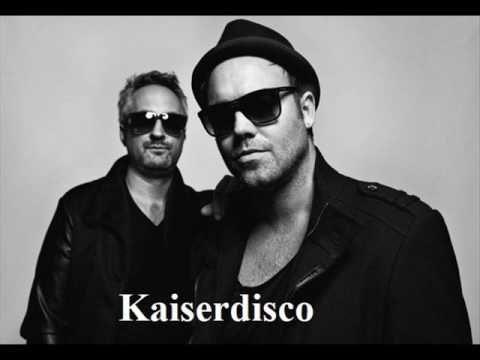 Kaiserdisco - Dimension RED