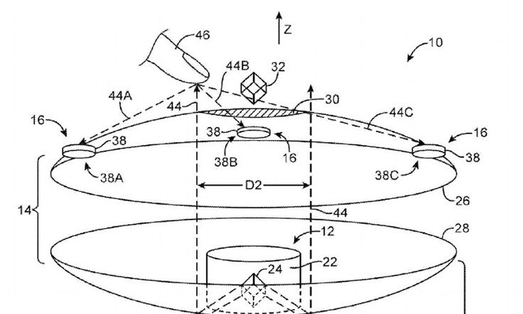 Is Apple working on a HOLOGRAM phone? Patent hints 3D display...click for the full article...x