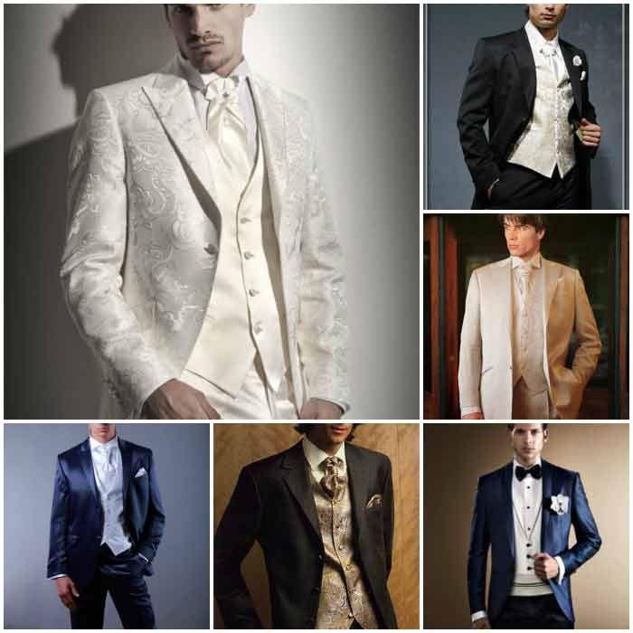 Свадебный жилет выгодно дополнит браз жениха и предаст моменту больше торжественности и романтичности ☎ +38 (044) 272-04-40