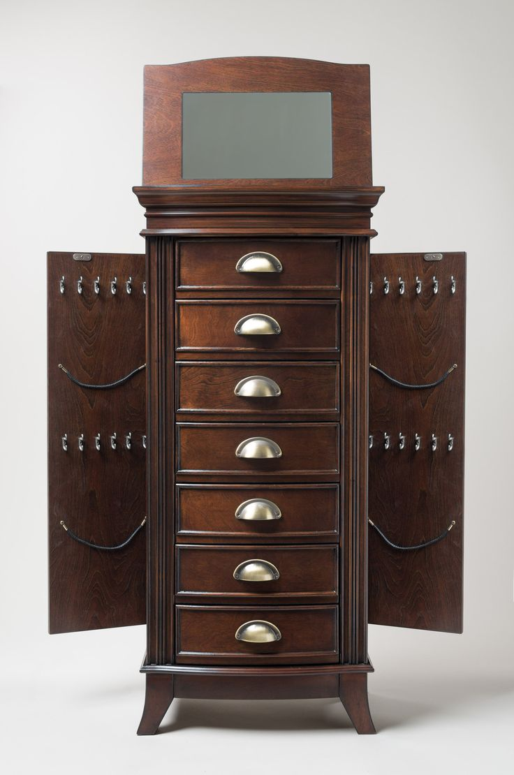 60 best armoire 224 bijoux images on jewelry jewelry cabinet and jewelry storage