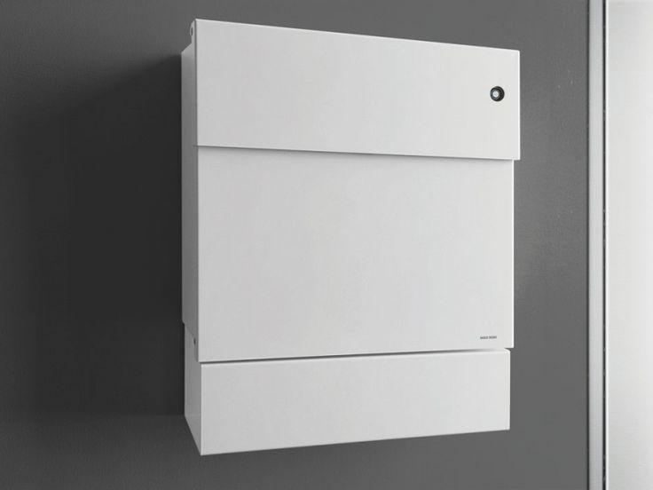 Radius Design Briefkasten Letterman 5 Weiß kaufen im borono Online Shop