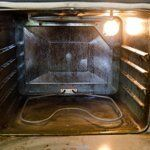 How To Clean an Oven With Baking Soda & Vinegar — Cleaning Lessons from The Kitchn | The Kitchn