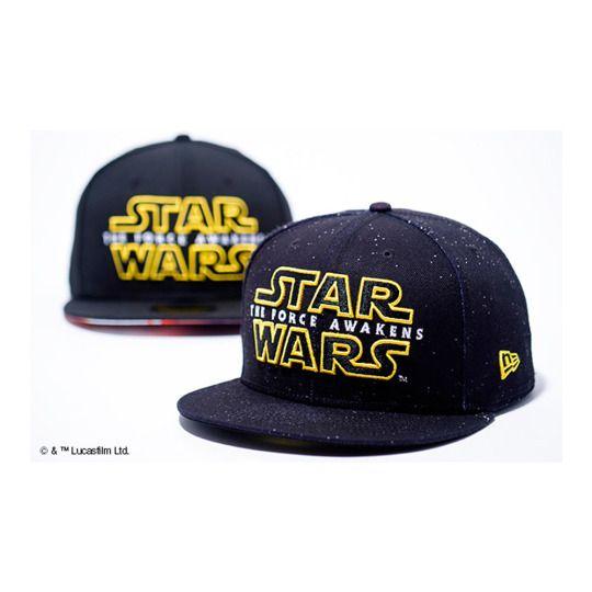Bonés oficiais do novo filme da franquia Star Wars.