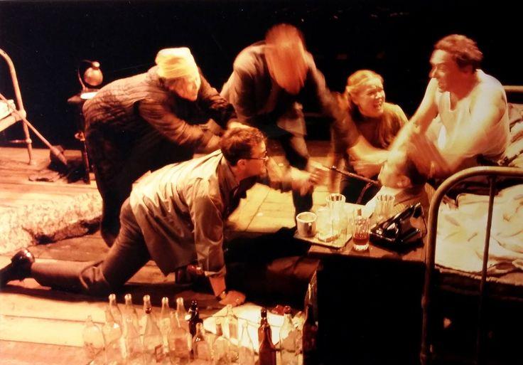 Aleksander Wampiłow - 20 minut z aniołem (2002), Łódź, reż. Andrzej Majczak