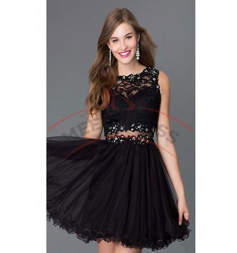Short Prom Party Dresses Classic Beading Sexy Lace Tulle Knee Length Cocktail Casual Dresses  ***when you order please tell me your phone number for shipping needs .(this is very important )  1, if you need customize the dress color and size please note me your color and size as below:  *color _