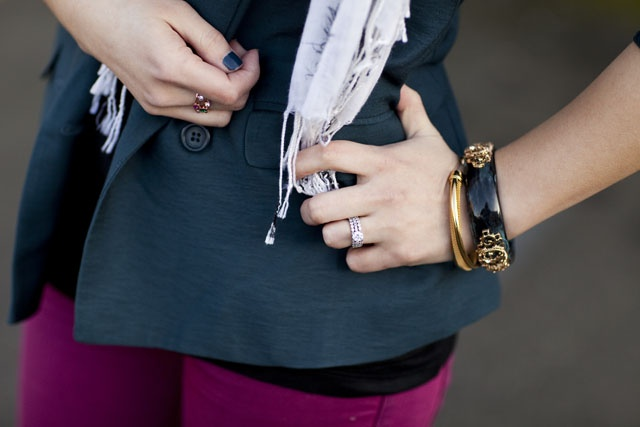 Our bangles: Color Combos
