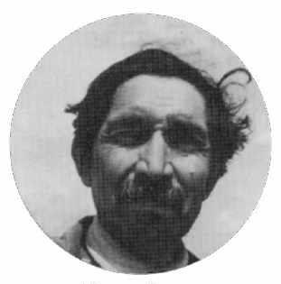 Simon Ottawa - Atikamekw - circa 1940
