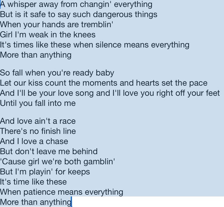 95 best Song Lyrics I Like images on Pinterest | Lyrics, Music ...