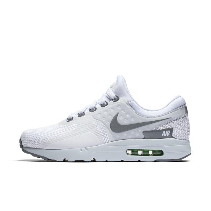 Nike Air Max Zero Essential Men's Shoe Size 12.5 (White) - Clearance Sale