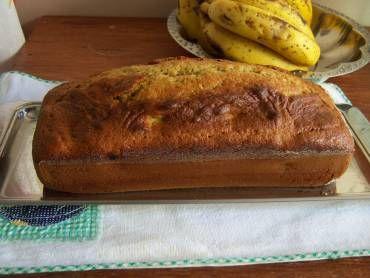 Receita de Pão de banana - Tudo Gostoso