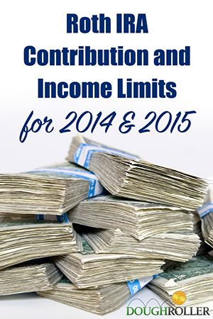 If you plan to use a Roth IRA in 2015, you need to know your contribution and income limits. Find out what they are here!