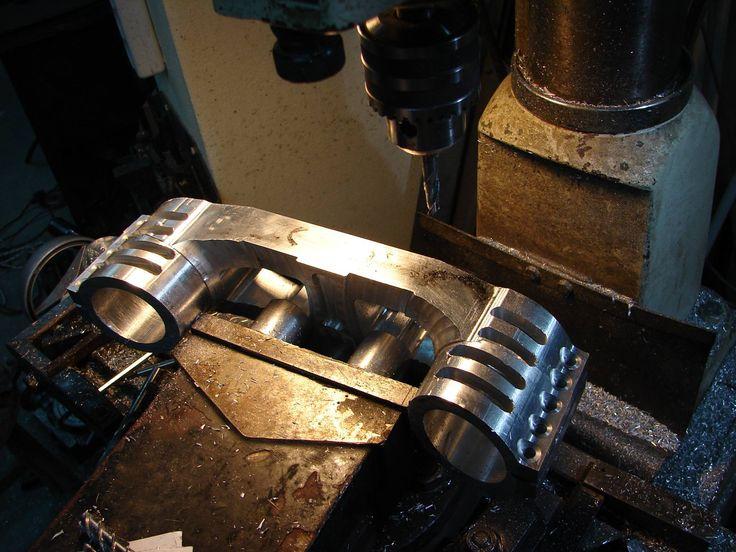 #custom #fork #clamps