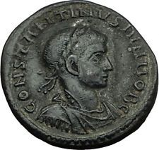 CONSTANTINE II Jr Constantine the Great SON 320AD Ancient Roman Coin i65539