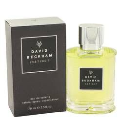 David Beckham Instinct Eau De Toilette Spray By David Beckham
