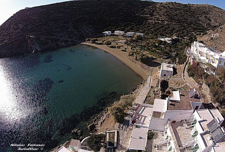 #Faros #Glipho #beach #sea #Sifnos #Cyclades