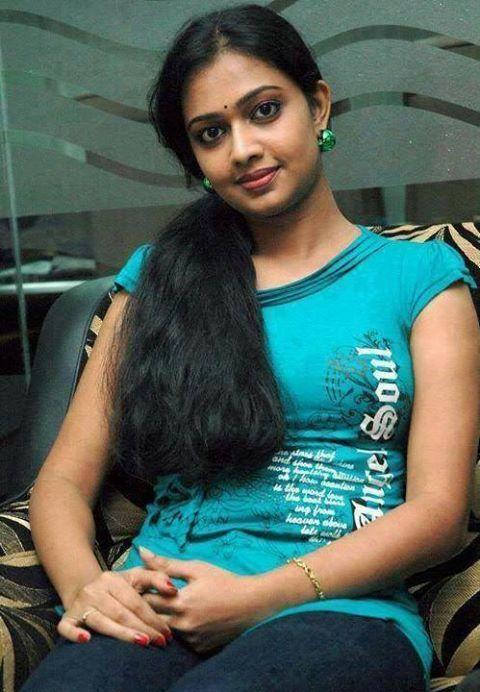 beautiful south Indian girl