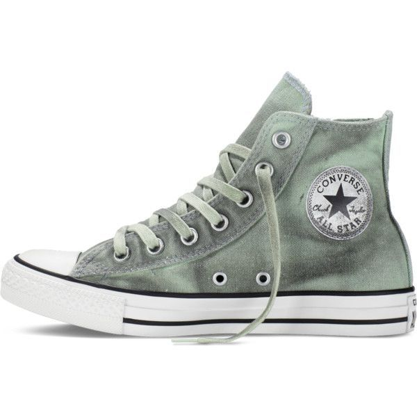 Converse Chuck Taylor All Star Dual Zip Black Wash – mint julep Sneakers