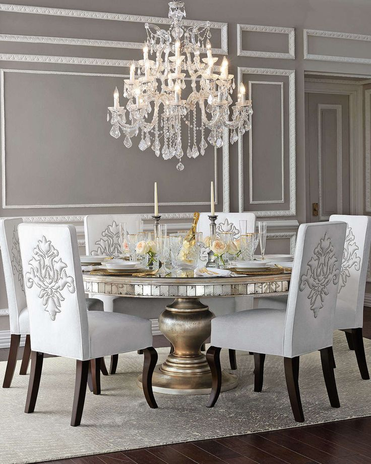 23 Dining Room Chandelier Designs Decorating Ideas: Haute House Olga Dining Chair